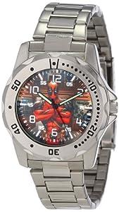 Marvel Comics Men's MA0710-D22-Bracelet Marvel 'Deadpool' Defender Watch