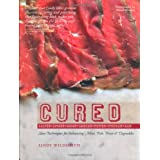 Cured: Slow Techniques for Flavouring Meat, Fish and Vegetablesby Lindy Wildsmith