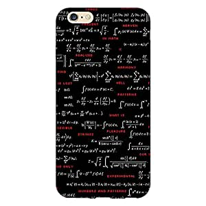Jugaaduu Super Maths Back Cover Case For Apple iPhone 6