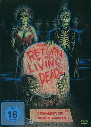 The Return of the living dead - Verdammt die Zombies