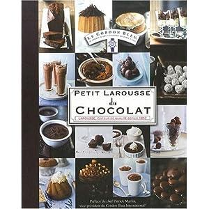 Le petit Larousse du Chocolat!