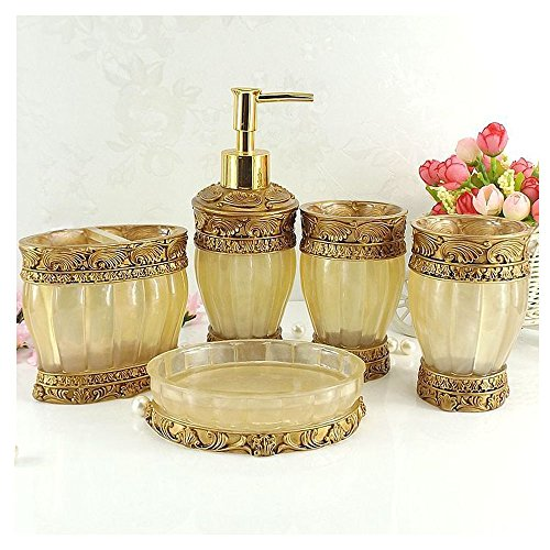 vintage-golden-bathroom-accessories-5piece-bathroom-accessories-set-bathroom-set-features-soap-dispe