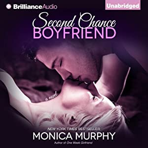 Second Chance Boyfriend Audiobook