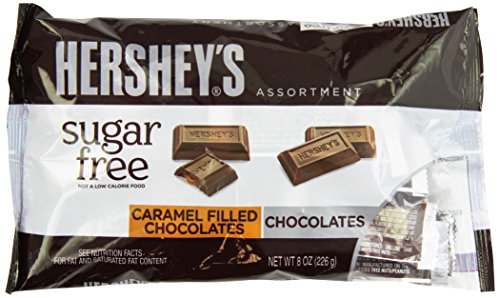 Hersheys-Sugar-Free-Milk-Chocolate-And-Caramel-Filled-Chocolate-Assortment-Bag-8-Ounce-Pack-of-3
