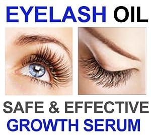 Longer, Sexier & Thicker Eyelashes! Grow eyelash and brows! EYELASH OIL