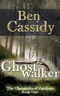 (FREE on 6/30) Ghostwalker by Ben Cassidy - http://eBooksHabit.com