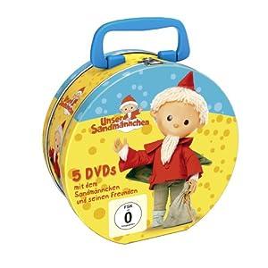 Unser Sandmännchen - Tin Box (5 Discs, Limited Edition)