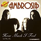 How Much I Feel & Other Hits by Ambrosia [Music CD]