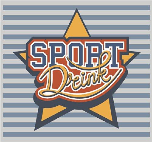 Sport Drink Car Bumper Sticker Decal 5