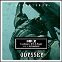 Odyssey: The Story of Odysseus (       UNABRIDGED) by Homer Narrated by Anthony Heald