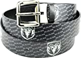 Hot Buckles Licensed Dodge Ram Leather Belt