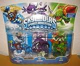 Activision Skylanders Spyro's Adventure Triple Character Pack