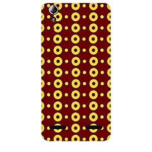 Skin4Gadgets ABSTRACT PATTERN 275 Phone Skin STICKER for LENOVO A6000