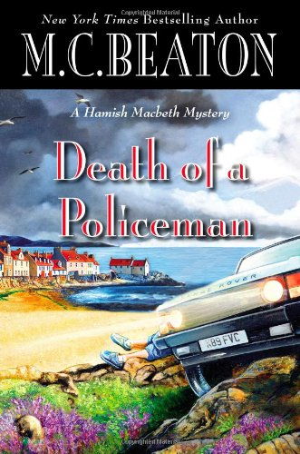 Death Of A Policeman (Hamish Macbeth Mystery) front-925177
