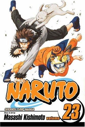 NARUTO -ナルト- コミック23巻 (英語版)