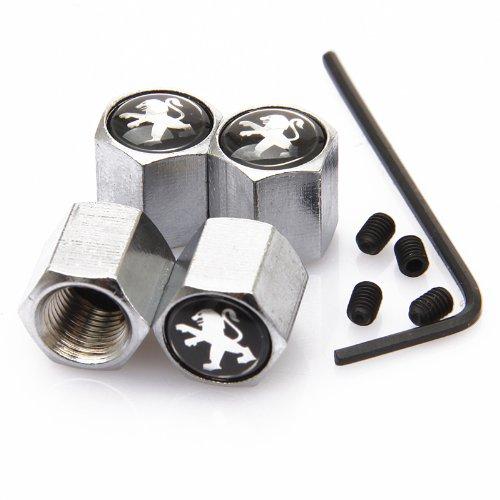 lockable-dust-caps-35-styles-brands-peugeot-black