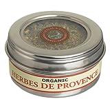 Aromatica Organics Herbs De Provence, 1.1-Ounce Tin (Pack of 3) ~ Aromatica Organics