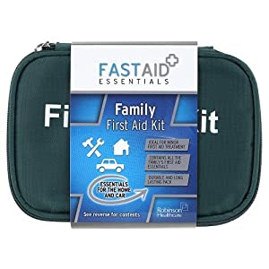 Fast Aid Essentials Family First Aid Kit