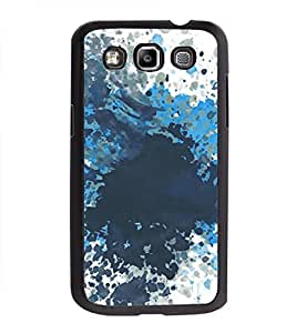 Ink Splash 2D Hard Polycarbonate Designer Back Case Cover for Samsung Galaxy Quattro Duos :: Samsung Galaxy Grand Quattro :: Samsung Galaxy Win Duos I8552