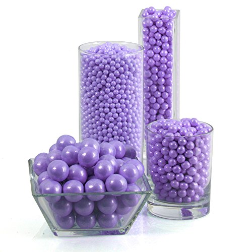 Round Party Candy Kit - Purple front-700990