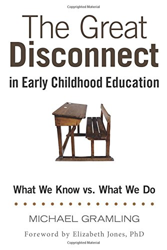 what is a good early childhood Throughout the evolution of early childhood education, curriculum has been   language) best take place within the context of child-generated experiences (eg, .