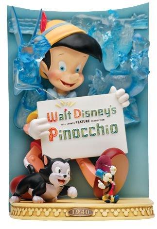 Disney-Showcase-Collection-Pinocchio-Statuette-rsine-Poster-3D-26-cm