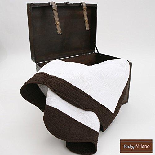 Receiving Blanket Quilt front-1058529