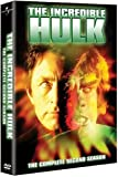 Incredible Hulk - Season Two on DVD