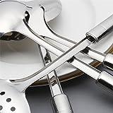 Edelstahl-Küche-Set 7-teilig -
