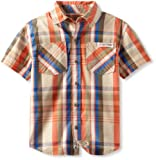 Lucky Brand Boys 2-7 Tod Nihoa Woven Shirt