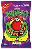 Walkers Monster Munch Mega Pickled Onion Corn Snack 40 g (Pack of 30)