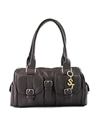 ST Bags Brown Women's Hand-held Bag