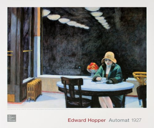 automat edward hopper essay Edward hopper, automat, 1927 iv: other guest appearances include guitarist doug boyle, zappatistas members annie whitehead & simon finch and finally a musician who played with in cahoots in july 2005, simon picard automat edward hopper essay - the album is so famous it has been parodied thousands of times - as these sample results from.