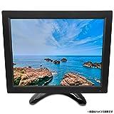 Broadwatch 10.1INCH HDMI LCDモニター AC100V電源付 (HDMI,VGA,BNC,AV入力)