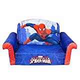 Marshmallow Children's Furniture – 2 in 1 Flip Open Sofa – Spiderman thumbnail