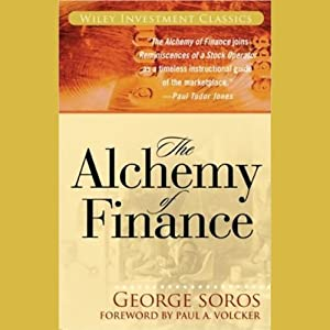 The Alchemy of Finance Hörbuch