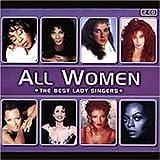 echange, troc All Women - The Best Lady Singers