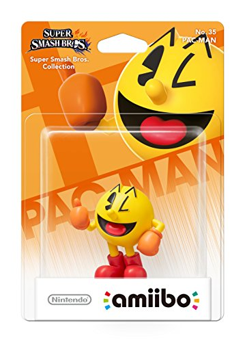 Amiibo Pac-Man - Super Smash Bros. Collection