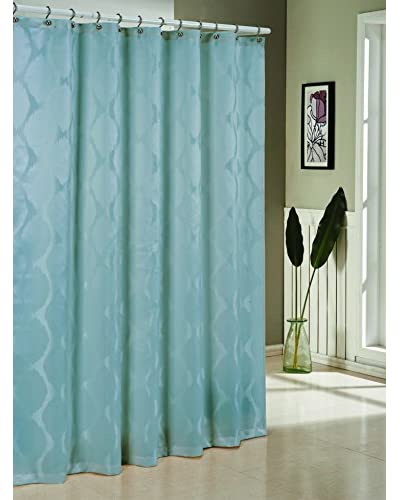 Duck River Textile Hampshire Shower Curtain, Aqua