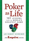 img - for Poker as Life: 101 Lessons from the World's Greatest Game book / textbook / text book