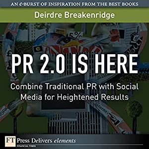 PR 2.0 Is Here Audiobook