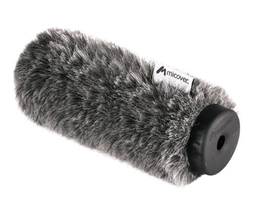 18cm Micover Puffin Wind Diffusion Windscreen for Shotgun Microphones
