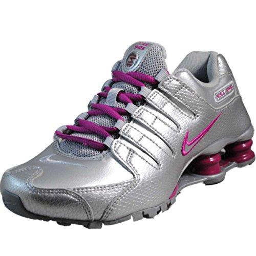 Sale Nike Women's Shox NZ EU - Metallic