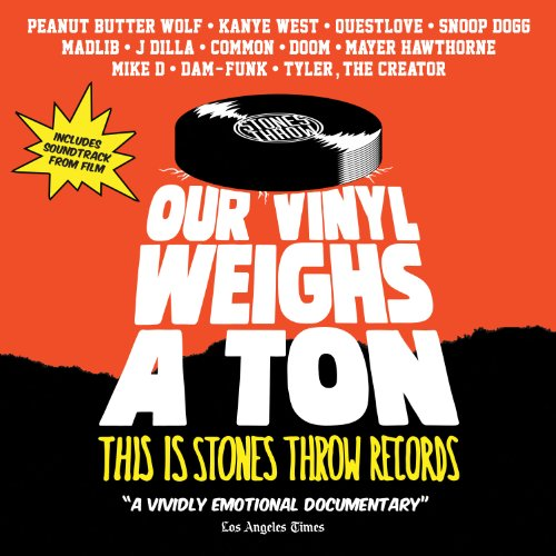 Various Artists - Our Vinyl Weighs A Ton : This Is Stones Throw Records [DVD & CD] [2014]