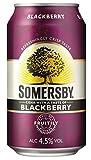 Somersby - Blackberry Brombeere Cider - 0