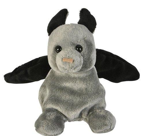 One Beanie Bean Filled Bat Plush Stuffed Animal