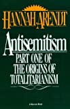 Image of Antisemitism: Part One of The Origins of Totalitarianism (Harvest Book)