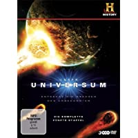 Unser Universum - Die komplette fünfte Staffel [3 DVDs]