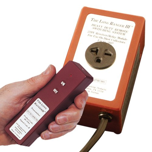 Why Choose PSI Woodworking Products LR220-3 220V Long Ranger Dust Collector Switch