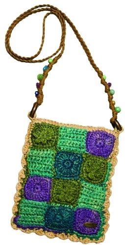 cappelli-straworld-raphia-patchwork-cross-body-sacs-violet